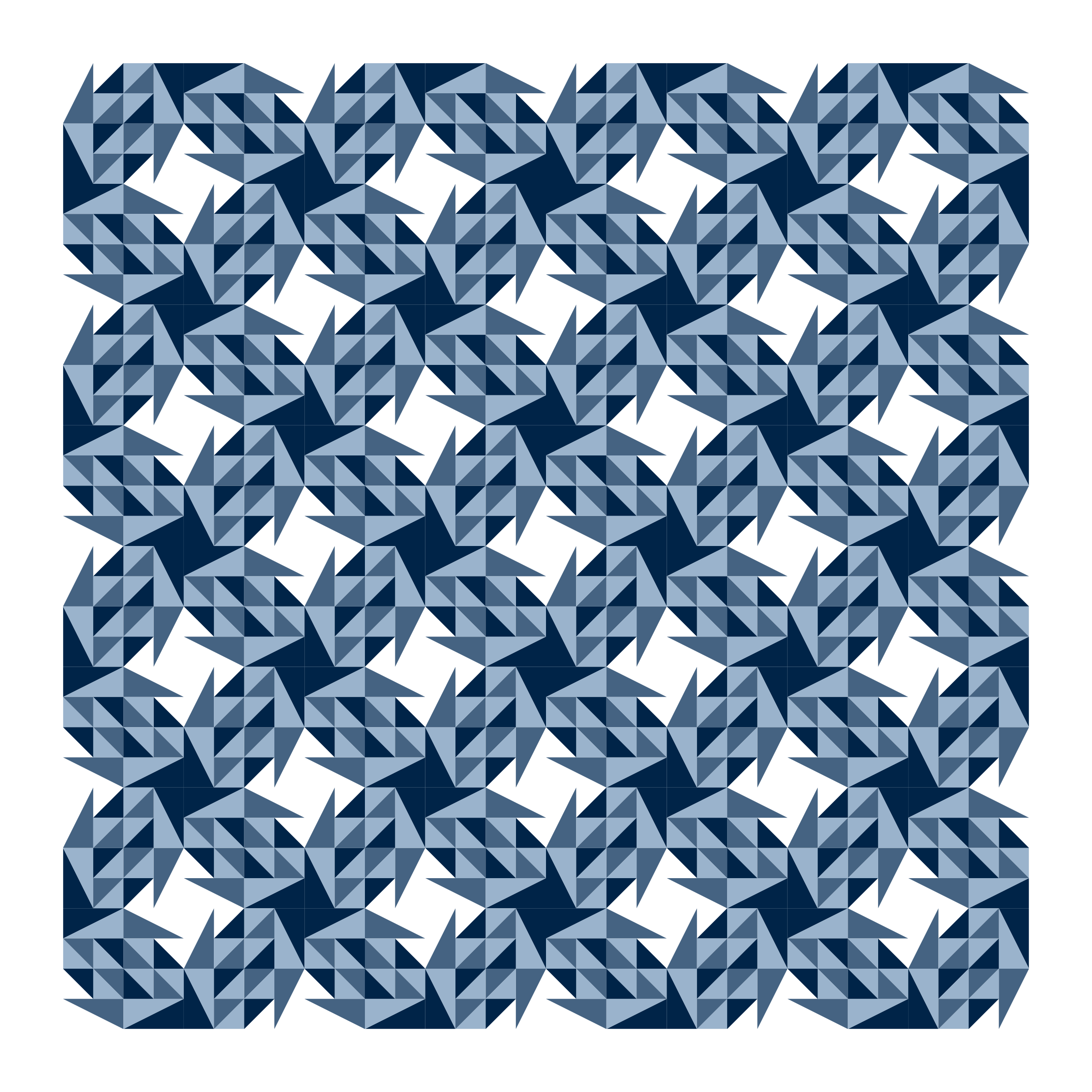 Clarendon Quilt Pattern - throw size image